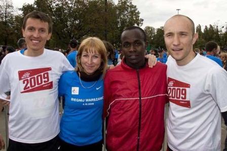 biegnij Warszawo 2009