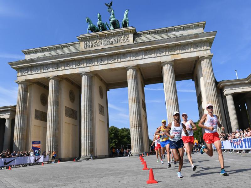 BERLIN 12.08.201824. MISTRZOSTWA EUROPY BERLIN24 EUROPEAN ATHLETICS CHAMPIONSHIPS 2018 NZ MARATONFOT MAREK BICZYK PZLA